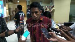 Indosport - Bento Madubun, Media Officer Persipura.