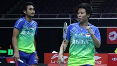 Indosport - Pasangan ganda campuran Indonesia, Tontowi Ahmad/ Liliyana Natsir berhasil melangkah ke semifinal.
