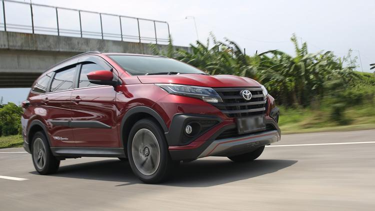 Toyota Rush 2018. Copyright: Istimewa