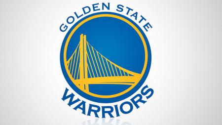 Logo Golden State Warriors. - INDOSPORT