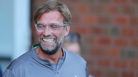 Jurgen Klopp, pelatih Liverpool. - INDOSPORT