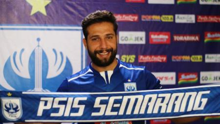Abou Bakr Al-Mel pemain baru PSIS Semarang - INDOSPORT