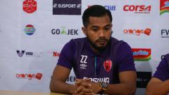 Indosport - Zulham Zamrun, pemain PSM Makassar.