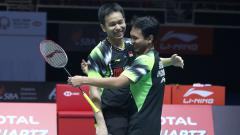 Indosport - Mohammad Ahsan dan Hendra Setiawan.