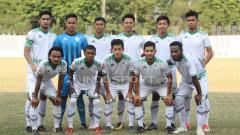 Indosport - Tim Skuat Persiwa Wamena