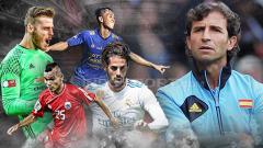 Indosport - Isco, De Gea, Riko Simanjuntak dan Febri Hariyadi merupakan beberapa pemain yang pernah dilatih Luis Milla.