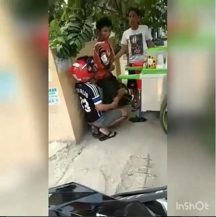 Oknum Tak Dikenal Rebut Jersey Persija Copyright: instagram.com/taante_rempoong_officiall