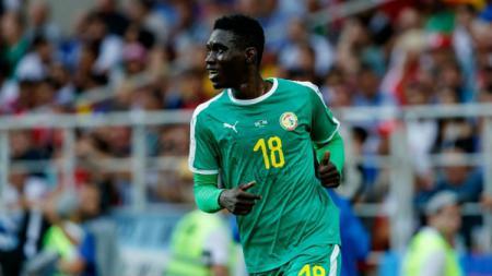 wonderkid Senegal, Ismaila Sarr. - INDOSPORT