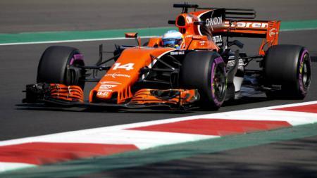McLaren Renault, Fernando Alonso - INDOSPORT