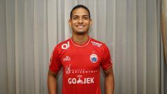 Indosport - Renan Silva resmi gebung dengan Persija Jakarta.