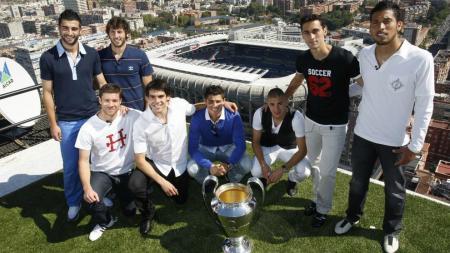 Angkatan 2009 di Real Madrid - INDOSPORT
