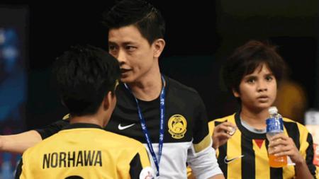Pelatih Timnas Futsal Malaysia, Chiew Chun Yong - INDOSPORT