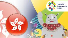 Indosport - Hongkong Asian Games 2018