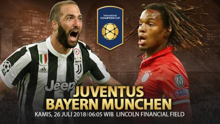 Juventus vs Bayern Munchen - INDOSPORT