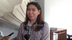 Indosport - Susy Susanti, Kabidbinpres PBSI.
