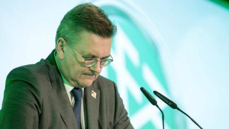 Reinhard Grindel presiden DFB (Asosiasi Sepakbola Jerman) - INDOSPORT