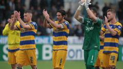 Indosport - Para pemain Parma Calcio.
