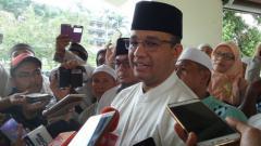 Indosport - Anies Baswedan, guberner DKI Jakarta