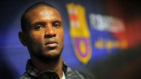 Sempat jadi musuh Lionel Messi, Eric Abidal ungkap alasan mengapa meninggalkan raksasa LaLiga Spanyol, Barcelona, usai sebelumnya menjabat direktur olahraga. - INDOSPORT