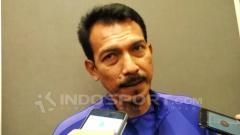 Indosport - Raja Shah Raja Soib, asisten pelatih Malaysia U-16.