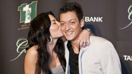 Anna-Maria Lagerblom, mantan kekasih Mesut Ozil - INDOSPORT