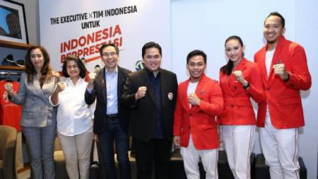 Desain Defile Kontingen Indonesia di Asian Games - INDOSPORT