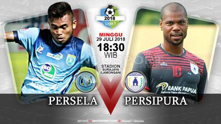Persela Lamongan vs Persipura Jayapura (Prediksi) - INDOSPORT