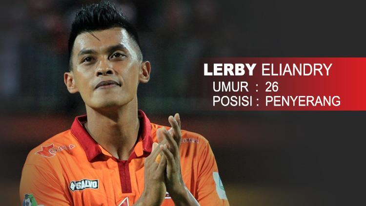 Borneo FC (Lerby Eliandry) Copyright: Indosport.com