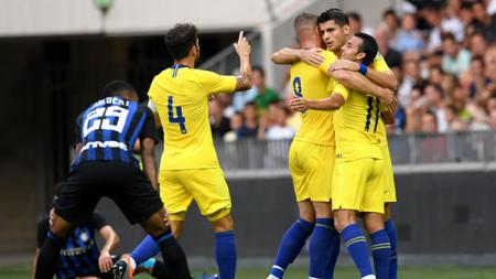 Laga International Champions Cup: Chelsea vs Inter Milan. - INDOSPORT