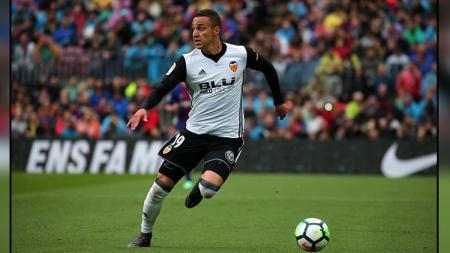 Striker Valencia, Rodrigo Moreno. - INDOSPORT