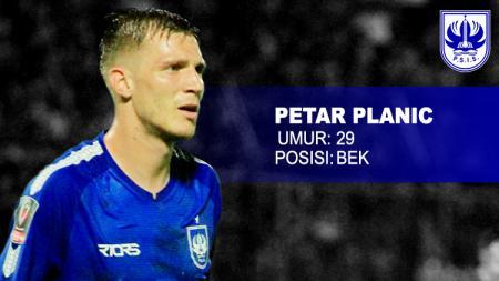 Eks PSIS Semarang, Petar Planic ternyata pernah bergabung bersama klub Witan Sulaeman. - INDOSPORT