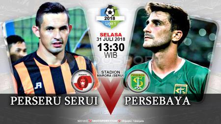 Perseru Serui vs Persebaya Surabaya (Prediksi) - INDOSPORT