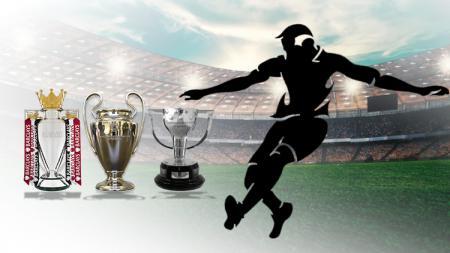 Pemain dengan koleksi trofi paling banyak, La Liga Spanyol, Liga Primer Inggris, dan Liga Champions. - INDOSPORT