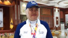 Indosport - Verawaty Fajrin