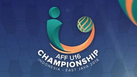 Logo Piala AFF U-16 2018. - INDOSPORT