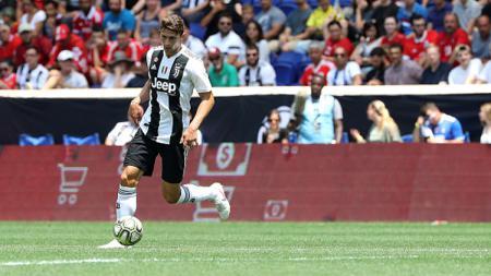 Mattia Caldara, bek tengah Juventus. - INDOSPORT