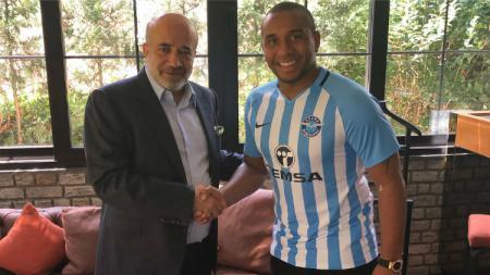 Eks bintang Man United, Anderson, gabung klub divisi bawah Turki. - INDOSPORT