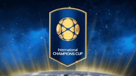 Logo International Champions Cup 2018. - INDOSPORT