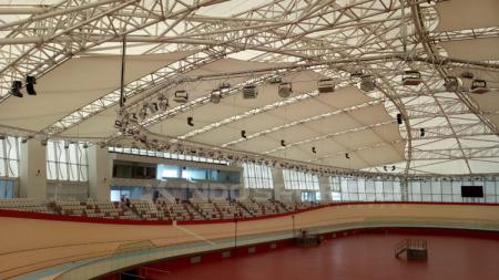 Velodrome Rawamangun, salah satu venue Asian Games 2018. - INDOSPORT