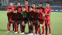 Indosport - Skuat Timnas Myanmar U-16.