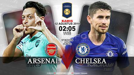 Arsenal vs Chelsea (Prediksi) - INDOSPORT