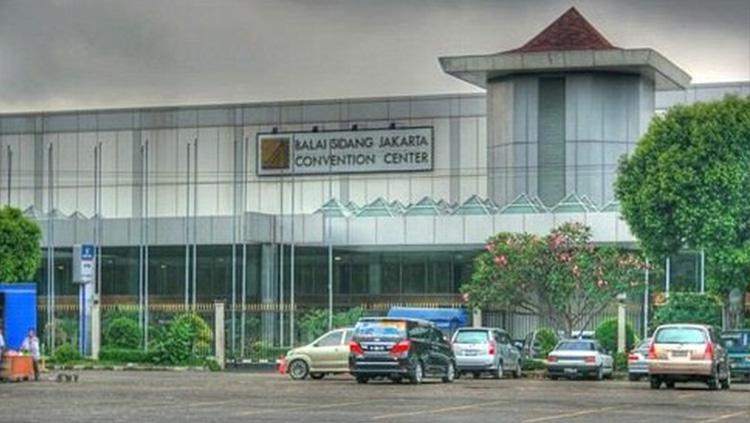 Jakarta Convention Center yang menjadi tempat Asian Games 2018. Copyright: jcc.co.id
