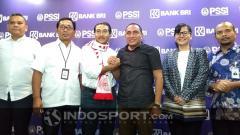 Indosport - PSSI & BRI.