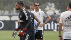 Indosport - Julen Lopetegui, pelatih Real Madrid.