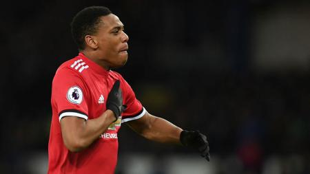 Anthony Martial penyerang Manchester United - INDOSPORT
