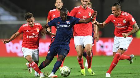 Benfica vs Lyon - INDOSPORT