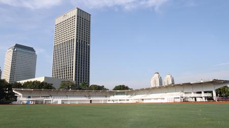 Lapangan Softball dan Baseball Senayan - INDOSPORT