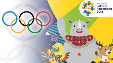 Olimpiade Asian Games 2018. - INDOSPORT