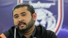 Indosport - Presiden Johor Darul Takzim Tunku Ismail Sultan Ibrahim.