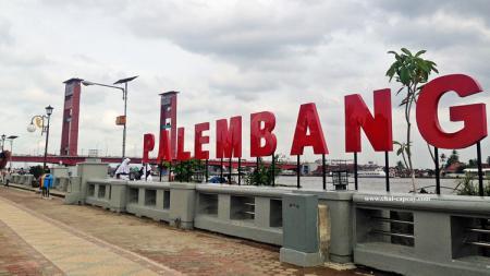 Kota Palembang. - INDOSPORT
